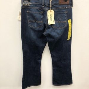 Lucky Brand Jeans - NWT Lucky Jeans Sofia Boot Ankle Jeans Sz 6/28